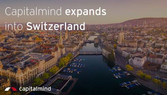 Capitalmind launches in Switzerland with team bolt-on
