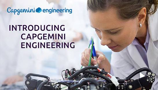 Capgemini unveils 52,000-strong global engineering practice
