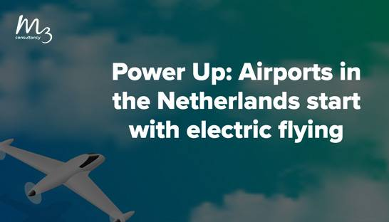 Dutch airports launch electric flying pilot 'Power Up'