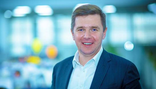 Bogdan Yarmolenko new country leader of EY in Ukraine