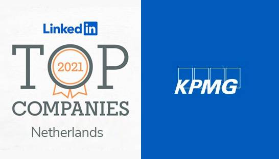 LinkedIn names KPMG the top employer in the Netherlands