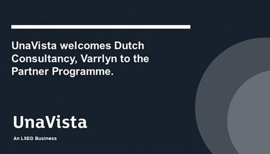 UnaVista admits Varrlyn into its Consulting Partner Programme