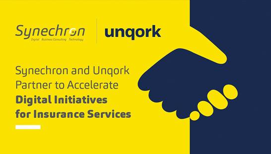 Synechron adds Unqork's no-code platform to insurance services