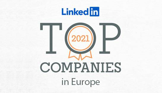 Europe's top companies for career growth and development