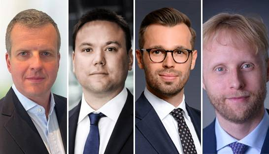 Altman Solon appoints partners and directors across Europe